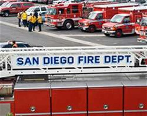 court sides  california firefighters forced