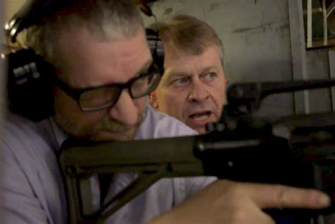 Gersh Kuntzman Memes - the terrifying truth about shooting an ar15 recoil