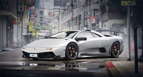 Lamborghini Diablo Goes Back To The Future With A 21st ...
