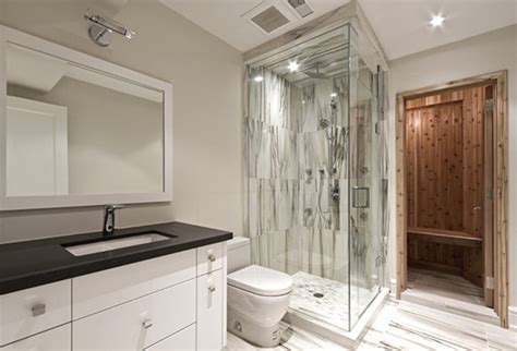 Amazing Basement Bathroom Ideas For Small Space