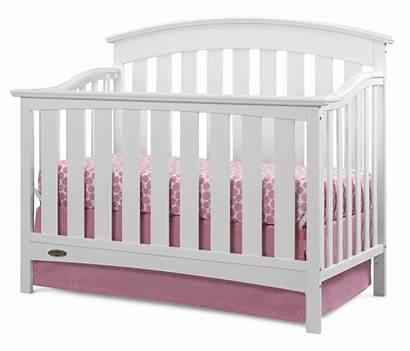 Crib Graco Convertible Cribs Furniture Kmart