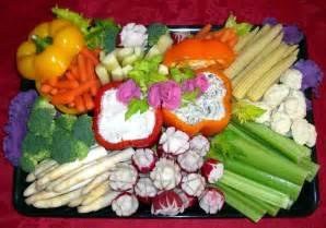 file veggie platter jpg wikimedia commons