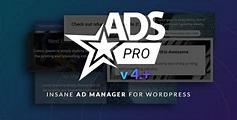 Ads Pro Plugin - Multi-Purpose WordPress Advertising ...