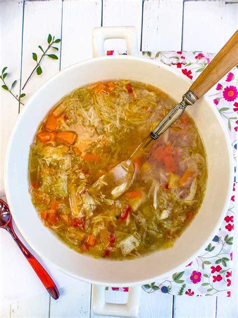 cuisiner le choux blanc recettes soupe aux choux