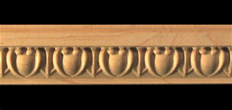 moulding egg  dart  beading carved wood