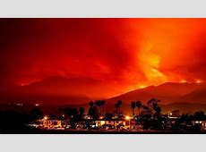 California Wildfires Rip Through Parched Land NBC News