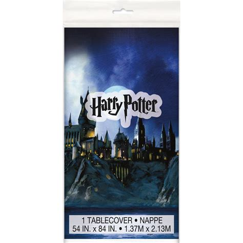 harry potter table l harry potter table cover harry potter party supplies