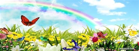 Happy Spring Day Facebook Covers, Happy Spring Day Fb