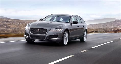 "2018 Jaguar XF Sportbrake is ready for the ""anti-SUV ..."