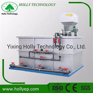 China Water Treatment Chemical Dosing Device Price