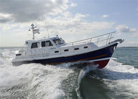 Small Displacement Motor Boat by Seaward 35 E18 Motor Cruiser Seaward Boats