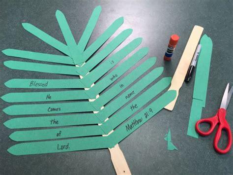 palm leaf craft mr s classroom 442 | palm