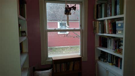 Matching Bookshelves by Veganmom Stumbling Through