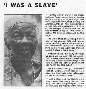Quotes From Sla... Black Slave Quotes