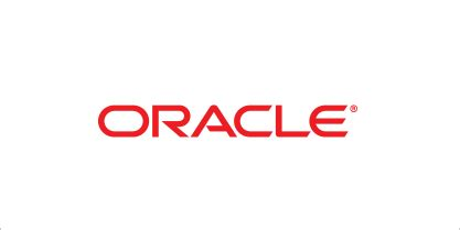 Colored Light Photography by Oracle Brand Logos