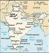 Big Map of Asia