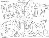 Coloring Snow Plow Truck Getcolorings Printable Getdrawings sketch template