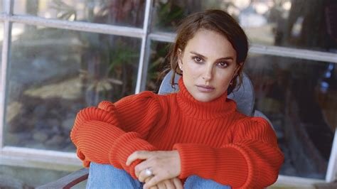 Marie Claire February Issue Cover Star Meet Natalie Portman