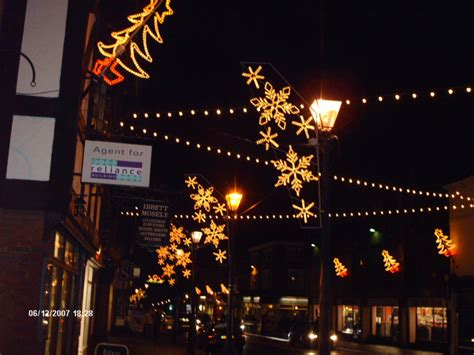 sevenoaks christmas lights