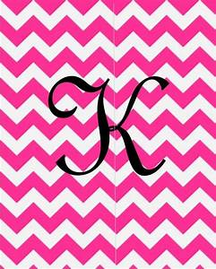 1000 images about chevron letter k on pinterest red With chevron letter k
