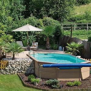 Piscine Hors Sol Composite : piscine hors sol bois composite de zodiac waterman la ~ Dode.kayakingforconservation.com Idées de Décoration