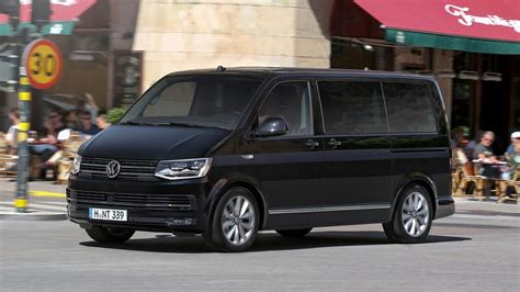 Volkswagen Caravelle Hd Picture by Volkswagen Multivan Business T6 11 E1436338696754 Na Da