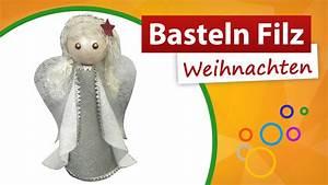 Engel Selber Basteln : basteln mit filz weihnachten sch nen engel selber machen ~ Lizthompson.info Haus und Dekorationen