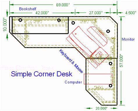 woodware simple corner computer desk  mdf
