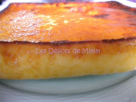 recette flan patissier sans pate sans maizena flan p 226 tissier sans p 226 te 224 la vanille de tahiti les d 233 lices de mimm