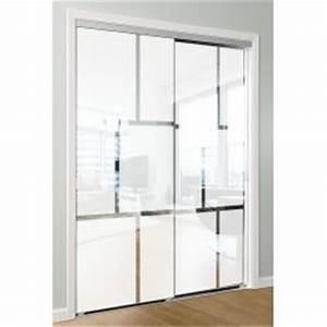 Miroir Adhésif Pour Porte : film aspect verre d poli pour miroir porte de placard design 44 ~ Melissatoandfro.com Idées de Décoration