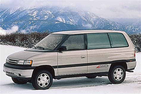 how to sell used cars 1989 mazda mpv user handbook 1990 98 mazda mpv consumer guide auto