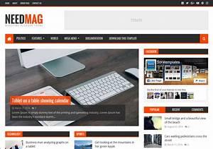 Need Mag Blogger Template  U2022 Blogspot Templates 2019