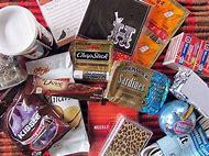 saran wrap ball christmas game prizes