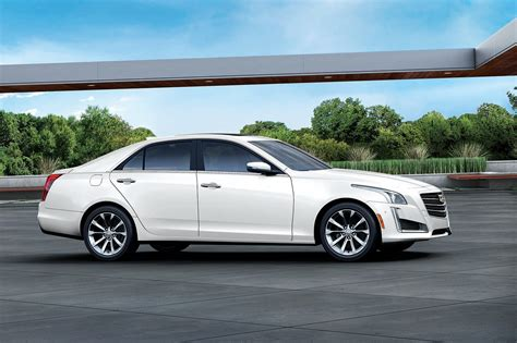"""Cadillac Announces Japanonly """"white Edition"""" For 2017 Ats"""