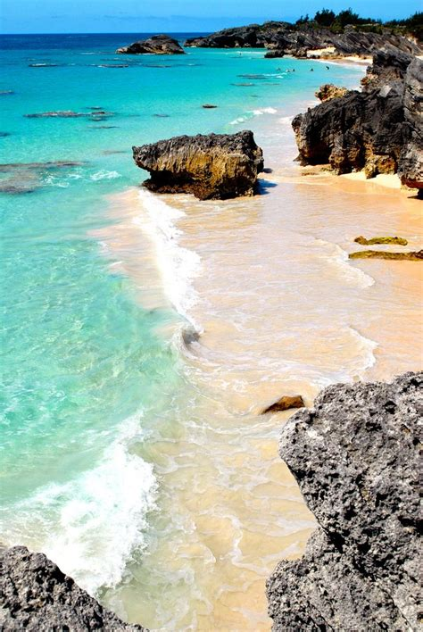 Bermuda Beaches Bermuda Beaches Places To Go Places To