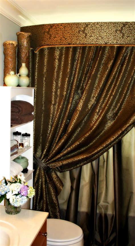ideas  shower curtain valances  pinterest