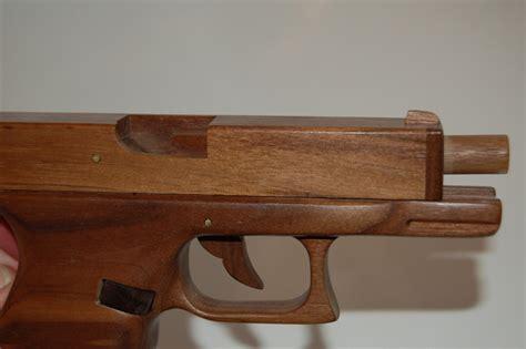 wood glock