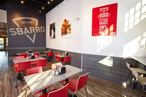 Own A Pizza Franchise With Sbarro Franchise With Sbarro