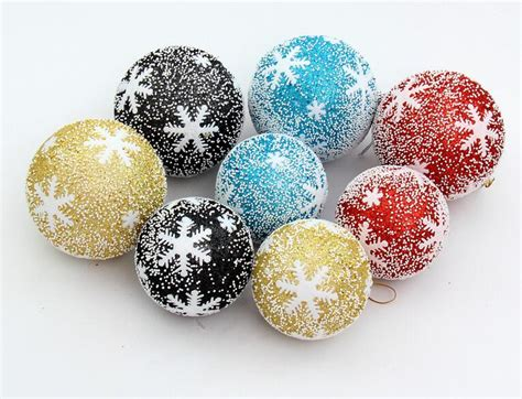 online get cheap black gold christmas ornaments