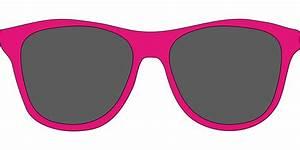 Lunette De Soleil Verre Transparent : image vectorielle gratuite lunettes de soleil rose avant image gratuite sur pixabay 304998 ~ Melissatoandfro.com Idées de Décoration