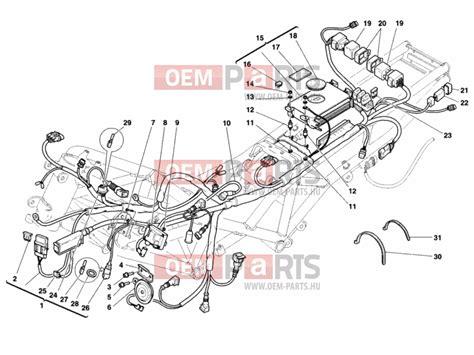 2000 Ducati St2 Wiring Diagram by Ducati Sporttouring St2 Wiring Harness 187 Wiring Harness
