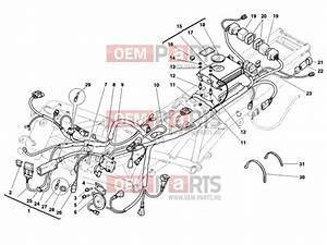 Ducati St2 Wiring Harness  U00bb Wiring Harness Epc Parts  U0026gt  Oem
