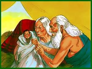 ISAAC NACE – Génesis 18:1-15; 21:1-8 | Caminando con ...