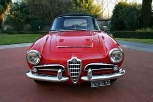 Alfa Romeo Marseille : vendue alfa giulia spider veloce 1964 marseille ~ Gottalentnigeria.com Avis de Voitures