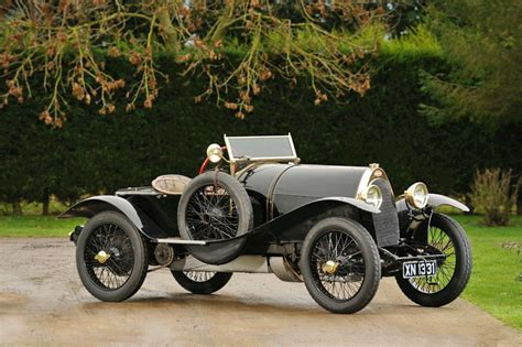 Inside, the vitesse black bess has a mixture of light beige and havanna leathers. 1913 Bugatti Type 18 'Negro Bess' | BUGATTI = AÑOS 20--30 | Pinterest | Bugatti, Black bess and Cars