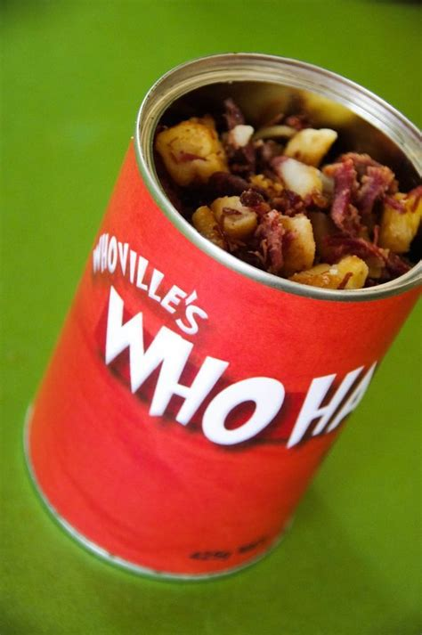 grinchs  hash recipe amazing foods pinterest