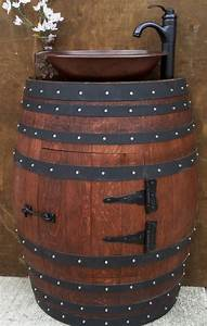 Awesome Wine Barrel Furniture Ideas That You Will Have To See