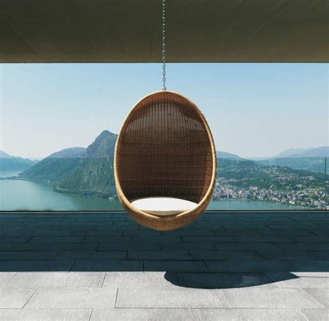siege suspendu interieur siège suspendu design pour un intérieur original et élégant