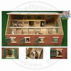 Pferdestall Aus Holz : gro e bauernhof holz pferdestall stall 1 24 z b f r schleich bully figuren ebay ~ Eleganceandgraceweddings.com Haus und Dekorationen
