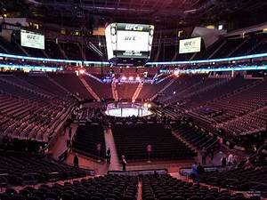 Section 20 At T Mobile Arena For Fighting Rateyourseats Com